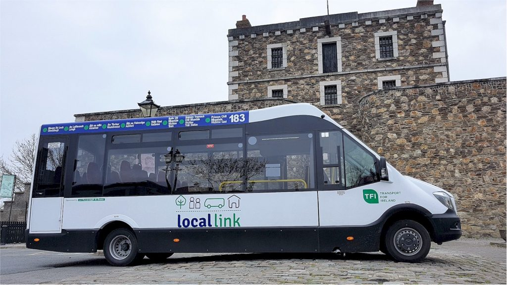 New Bus Service For The Wicklow Uplands - Wicklow Uplands